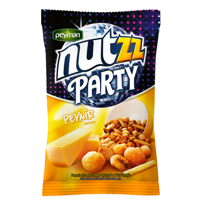 Nutzz Party Peynir Aromalı